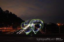 Lightgraffiti.nl @ Highway