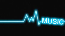 music makes my heart beat