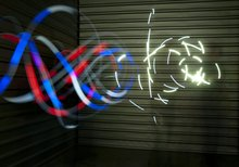 FIRST LIGHT GRAFFITI SHOOT